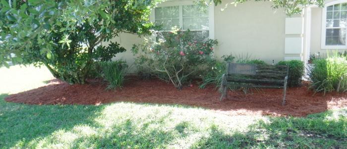 new mulch